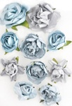 Iceberg Paper Blooms By KaiserCraft