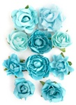 Sea Breeze Paper Blooms By KaiserCraft