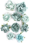 Sage Paper Blooms By KaiserCraft
