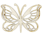 Butterfly Wooden Flourishes By KaiserCraft