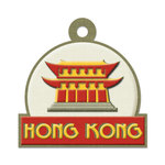 Hong Kong Die-cut Tag By We R Memory Keepers