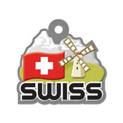 Swiss Die-cut Tag By We R Memory Keepers