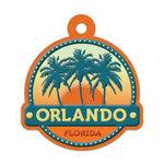 Orlando Die-cut Tag By We R Memory Keepers