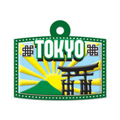 Tokyo Die-cut Tag By We R Memory Keepers