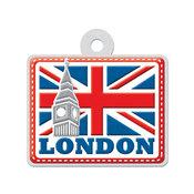 London Die-cut Tag By We R Memory Keepers