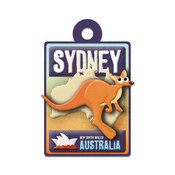Sydney Die-cut Tag By We R Memory Keepers
