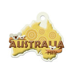 Australia Die-cut Tag By We R Memory Keepers