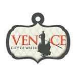 Venice Die-cut Tag By We R Memory Keepers