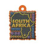 South Africa Die-cut Tag By We R Memory Keepers