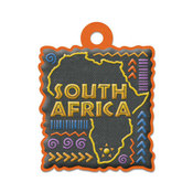 South Africa Die-cut Tag By We R Memory Keepers
