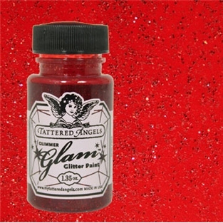 Big Apple Glam Glitter Paint By Tattered Angels