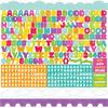 Summer Days Alpha Sticker Sheet By Echo Park