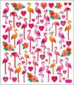 Flamingos Stickers