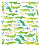 Cute Crocks Stickers