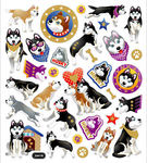 Amazing Dogs Stickers