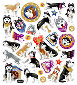Amazing Dogs Stickers