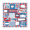 Tag Doodle Paper - Yankee Doodles By We R Memory Keepers