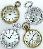 Vintage Pocket Watches Stickers