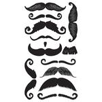 Moustache Stickers