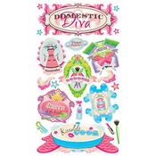 Domestic Diva Stickers