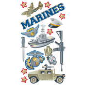 Marines Stickers