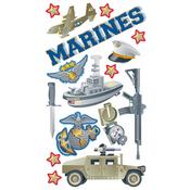 Marines Stickers