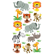 Zoo Cuties Stickers