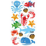 Sea Life Fun Stickers
