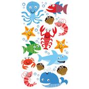 Sea Life Fun Stickers