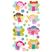 Lovely Fairies Stickers