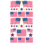 Flag Day Stickers