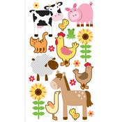 Farm Animals Stickers