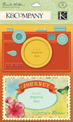 Around The World Journal Pockets - K & Company