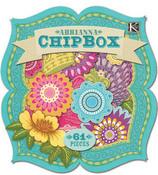 Abrianna Chip Box Pieces - K & Company