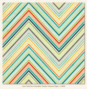 Family Chevron Paper By My Minds Eye