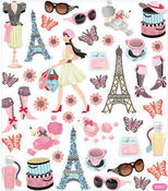Paris Stickers