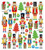 Toy Soldiers Stickers Foil-accented stickers.