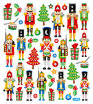 Toy Soldiers Stickers