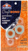 Elmers CraftBond Permanent Dot Runner Refill
