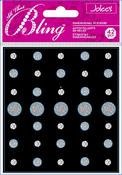 Silver Dome Stickers