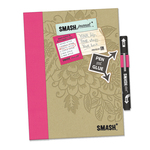 Pretty Pink SMASH Folio Book