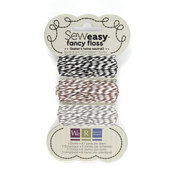Neutrals Baker's Twine By We R Memory Keepers