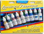 Lumiere & Neopaque Paint Sets By Jacquard