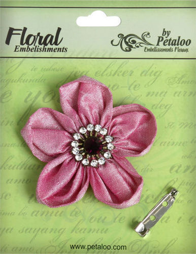 Pink Flower - Kate By Petaloo