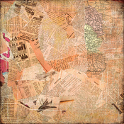 Batik Paper - Out Of Print By Basic Grey