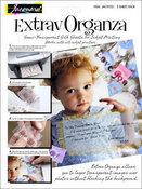ExtravOrganza Inkjet Printable 100% Silk Organza - Jacquard