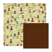 Puppy Love Paper - Friends Furever By We R Memory Keepers