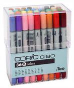 Copic Marker Ciao Set Of 36 - Set B