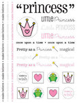 Princess We've Got Your Sticker By SRM Press