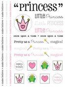 Princess We've Got Your Sticker By SRM Press